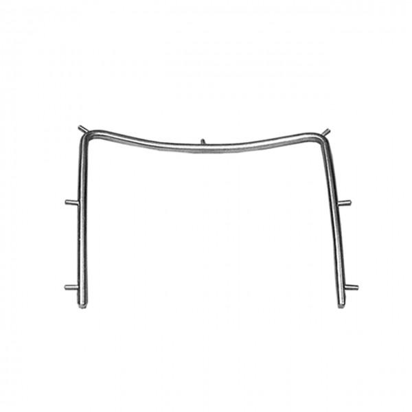 Kofferdam-Rahmen, klein