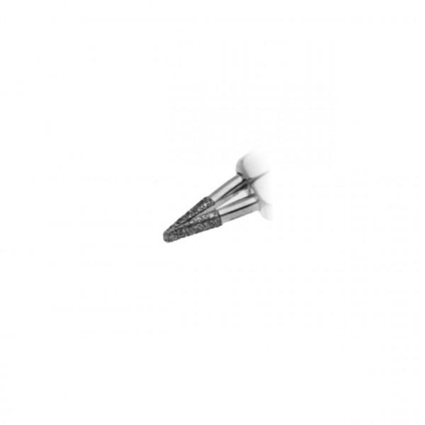 Diamantierte Einsätze für Teleskopkronenzange 6088.24, 2 Stück