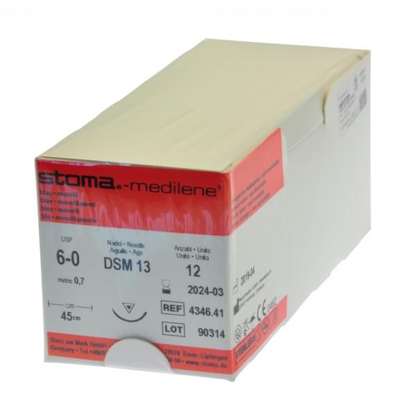 Medilene DSM 13, 6-0, 45 cm, 1 Dutzend