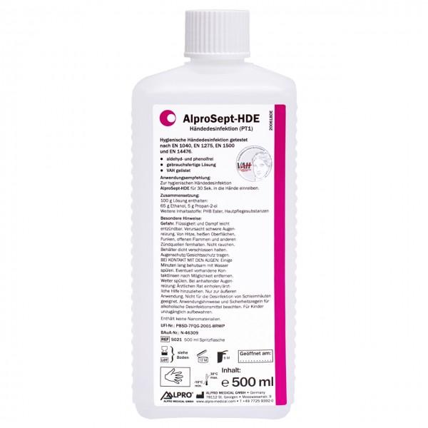 AlproSept HDE, 500 ml