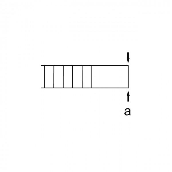 Sinutom-Einsatz, Palti, plan, bajonett, Fig. 5