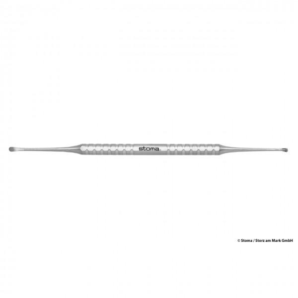 Schaber, Molt, 3 mm / 2,5 mm